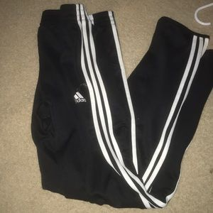 Adidas Three Stripe Soccer Pants